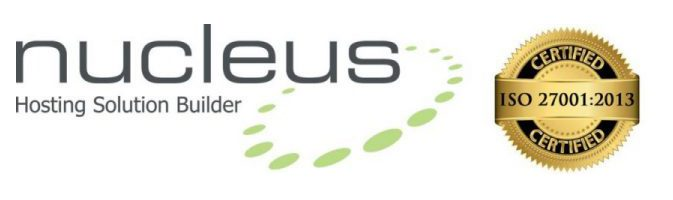 nucleus iso 27001 certified