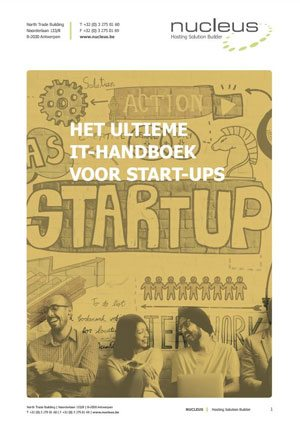 EBook - IT-handboek voor start-ups