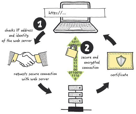 SSL-certificates - Hosting - Nucleus