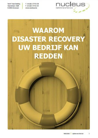 Nucleus - Ebook - Business Continuity - Disaster recovery
